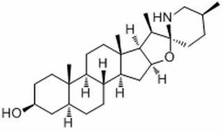 番茄碱化学式